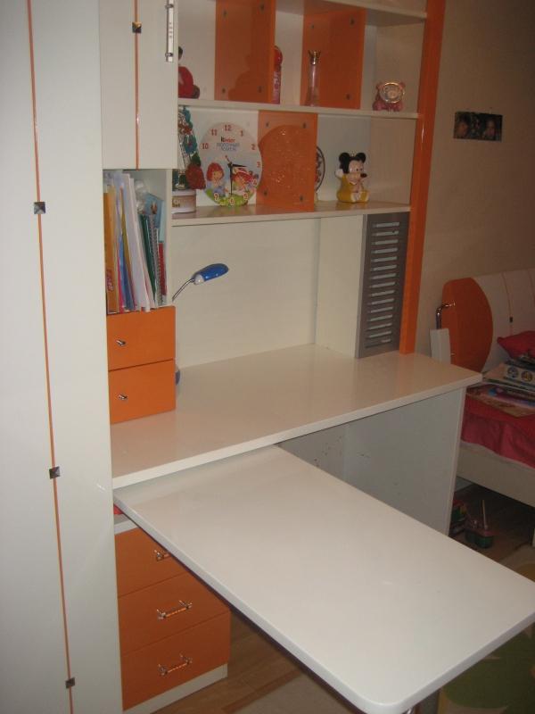 Стол кровать трансформер для школьника для дома для гостиной.