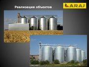 ООО ARAJ(Poland) Силосы,  зерносушилки,  сепараторы,  транспортеры зерна