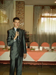 Тамада Владимир на свадьбу, юбилей