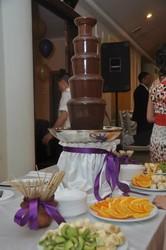Шоколадный Фонтан Алматы