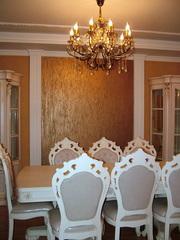 Декоративные краски и штукатурки в Алматы