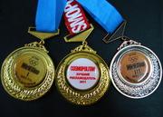 Медали. Изготовление медалей. Продажа медалей.