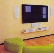 Навеска установка  телевизора в Алматы