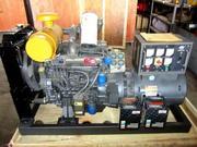 Дизельная электростанция 100 квт фирмы BRENNER открытого типа