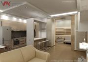 Дизайн квартиры,  дома,  жилых помещений