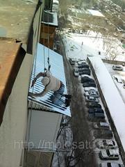 Ремонт кровли балконного козырька в алматы