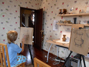 Уроки изобразительного и прикладного искусства