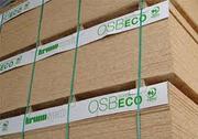 OSB 3,   (Kronospan,  Чехия),  лист 2, 500 Х 1, 250,  толщина в ассортим