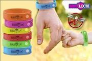 Натуральный браслет-защита от вездесущих и назойливых комаров!