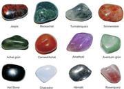 Минералы и драгоценные камне