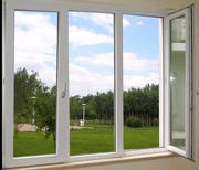 Изготовление металлопластиковых и алюминиевых окон,  дверей!