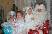 Дед Мороз и Снегурочка,  заказать для детей на дом