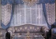 Пошив штор и чехлов на мягкую мебель на заказ