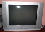 Продам б/у телевизор Samsung диагональ 68 см, требует небольшого ремонт