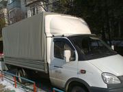 Доставка грузов из Алматы в Астану. Газель удлиненная,  высокая.