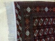 Туркменский антикварный ковер