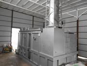 Инсинератор для утилизации отходов животноводства