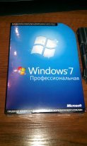 Windows 7 Profession Russian Box 32/64bit