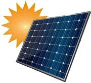 Фотоэлектрический модуль (солнечная панель),  геливые АКБ