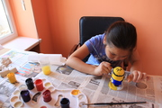 Детские курсы от  школы живописи и рисования