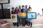 Мастер классы быстрой живописи от школы рисунка и живописи