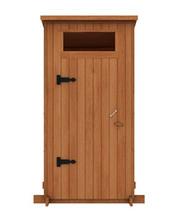 Деревянные Туалеты и Душевые Кабинки