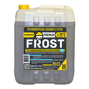 Frost - Противоморозная добавка для бетона (-25С) с пластификатором 5 л