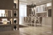 Дизайн интерьера в Алматы в классическом стиле