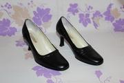Черные туфли 36 размера