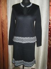 Костюмы,  юбка и пуловер 44-46