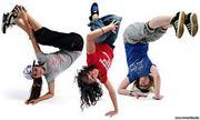 танцы для детей разных возрастов на Абылайхана (Маметовой)