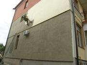 Утепление наружных  стен и балконов в Алматы