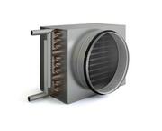 Водяной воздухонагреватель NKW 250/2
