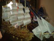 Флагманские сувенирные корабли