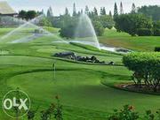 Автоматический полив газона. Системы полива,  автополива и орошения.