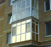Тонировка стекол зданий и тонировка фасадов зданий