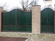 Ворота кованные на заказ Алматы