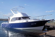 Продам яхту Lady Gallant + трейлер. 2000 г. СРОЧНО  Яхта - длина 12 м,