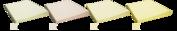 искусственный  камень для отделки бортов бассейна(КОПИНГОВЫЙ КАМЕНЬ)