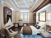 Дизайн детской комнаты Астана