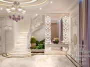 Дизайн интерьера в Астане. Проект дома