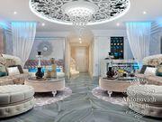 Дизайн квартиры Алматы. Уютная экстравагантность