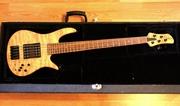 Бас гитара SP (мастеровой инструмент Стаса Покотило)