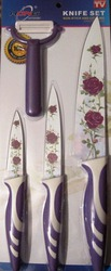 Набор ножей Knife Set металлокерамика код 41087