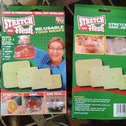 Набор силиконовых крышек Stretch and Fresh код 43223
