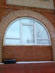Архитектурное затемнение пленкой окон домов Алматы!