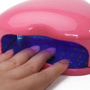 Ультрафиолетовая светодиодная LED-лампа для сушки геля на ногтях 14039