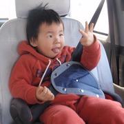 Держатель на ремень безопасности заднего сидения  адаптер 36002