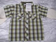 Новая рубашка для мальчика 312001