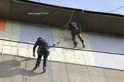 Требуется промышленный альпинист